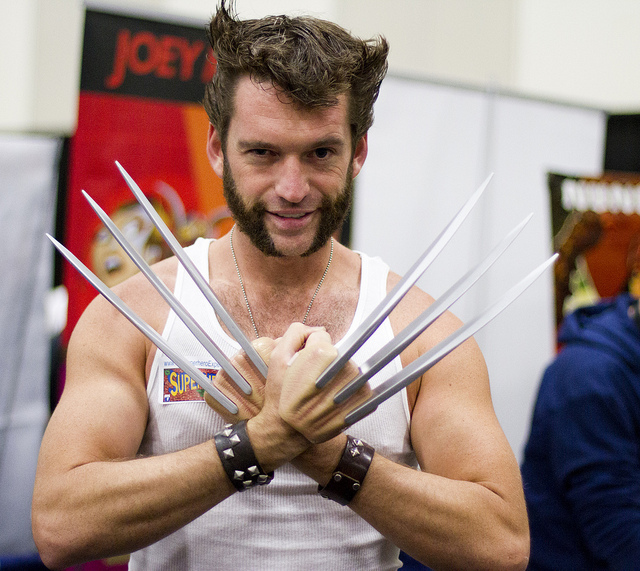 Wondrous Wolverine Beard Style How To Get The Look Beardedblade Schematic Wiring Diagrams Phreekkolirunnerswayorg
