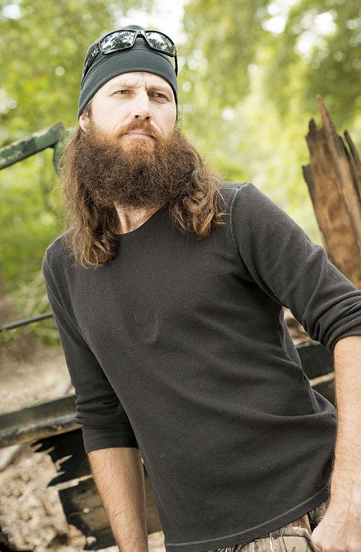 jase robertson shave beard