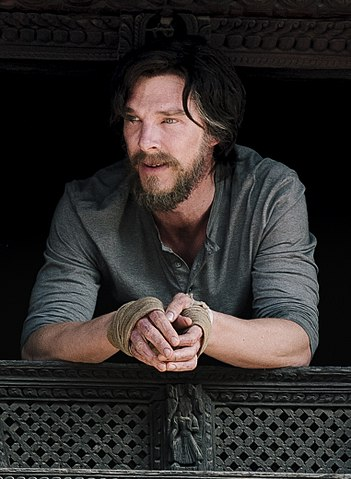 Benedict Cumberbatch full beard