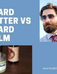 What's The Difference Between Beard Butter and Beard Balm