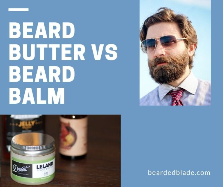 beard butter vs beard balm
